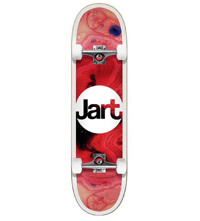 Image of Jart Skateboard - 7.87'' - Classic Komplet Skateboard - Tie Dye (TH219)