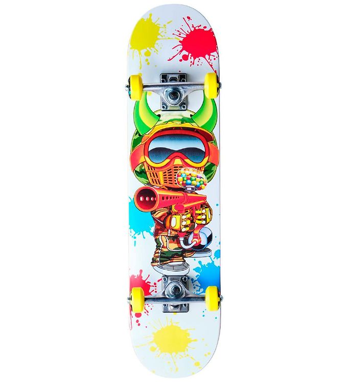 Image of Speed Demons Skateboard - 7.5'' - Characters Komplet - Paintball (TH220)