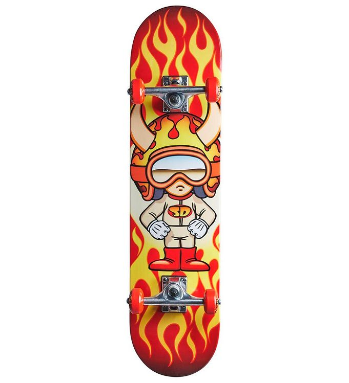 Image of Speed Demons Skateboard - 8'' - Characters Komplet - Hot Shot (TH256)