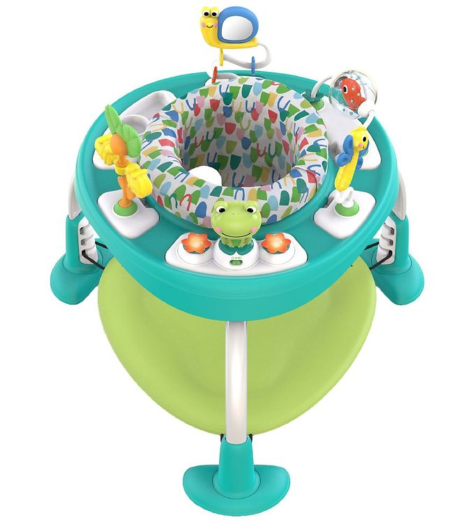 Image of Bright Starts Legetrampolin - 2-i-1 - Bounce Bounce Baby (TH264)