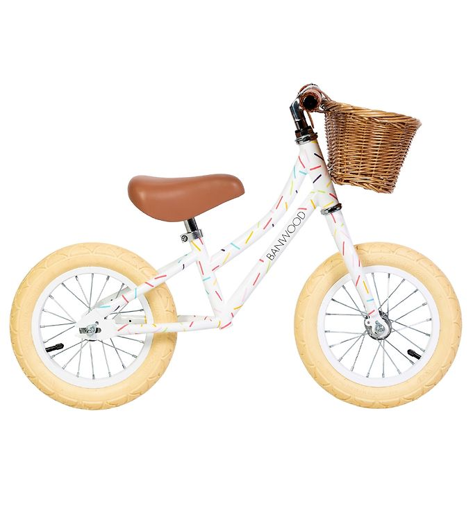 Image of Banwood Løbecykel - First Go! - Allegra White (TH338)
