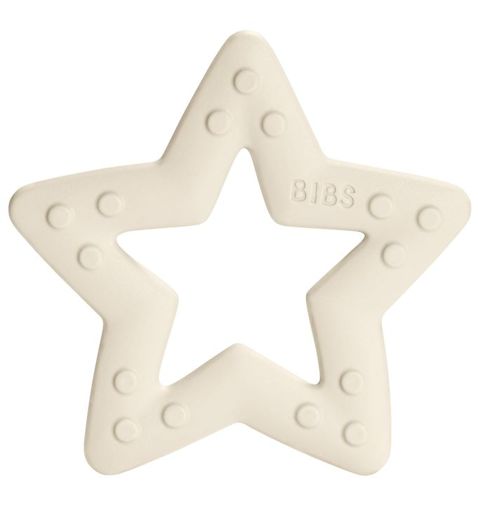 Image of Bibs Bidering - Star - Ivory (UA173)