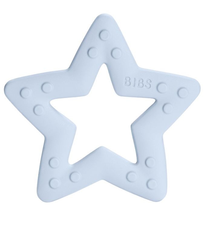 Image of Bibs Bidering - Star - Baby Blue (UA175)