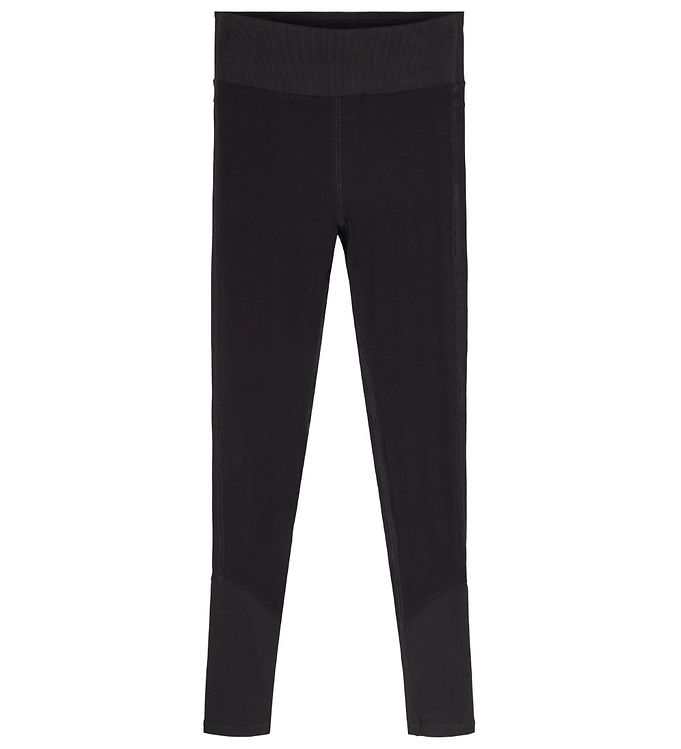 Image of Designers Remix Leggings - Stretch - Sort (UA549)