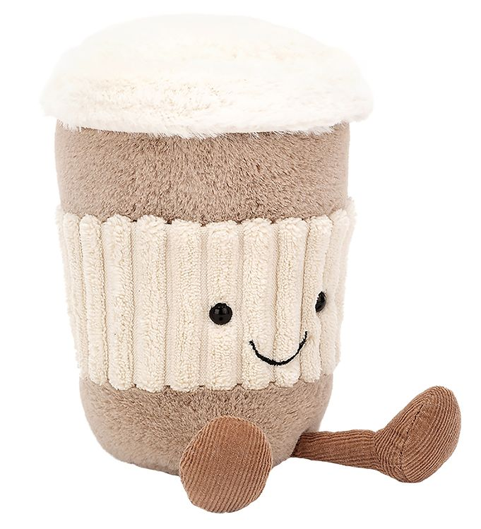 Image of Jellycat Bamse - 15x6 cm - Amuseable Coffee-To-Go (UA976)