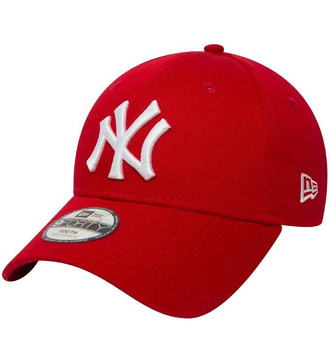Image of New Era Kasket - 940 - New York Yankees - Rød (UB039)