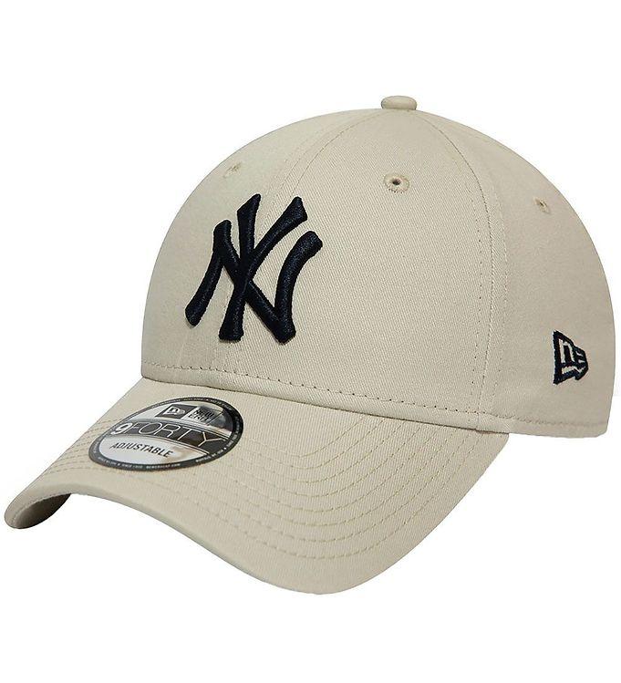 Image of New Era Kasket - 940 - New York Yankees - Beige (UB043)
