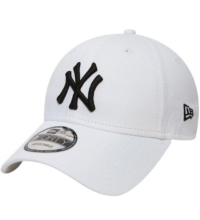 Image of New Era Kasket - 940 - New York Yankees - Hvid (UB062)