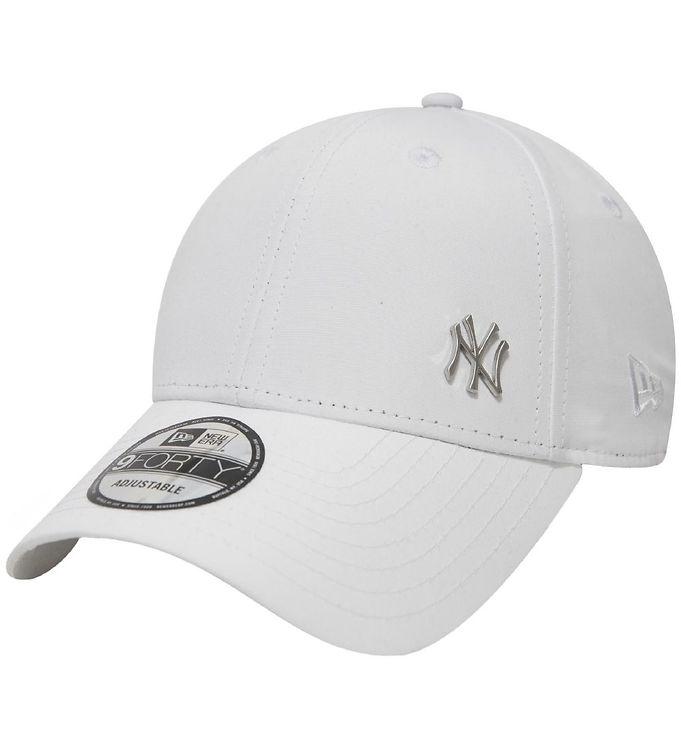 Image of New Era Kasket - 940 - New York Yankees - Hvid (UB064)