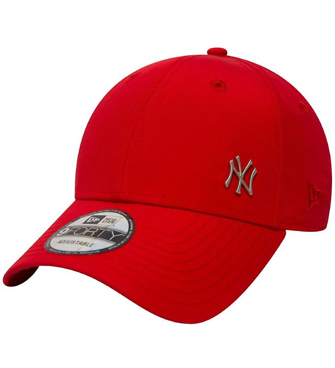 Image of New Era Kasket - 940 - New York Yankees - Rød (UB067)