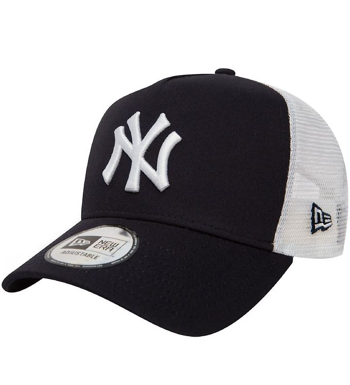 New Era New Era Kasket - Clean Trucker 2 - New York Yankees - Navy