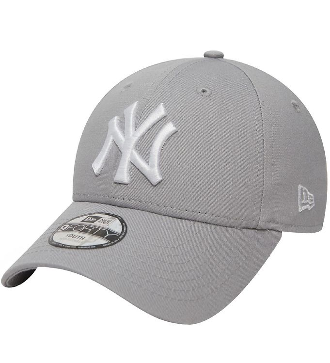 Image of New Era Kasket - 940 - New York Yankees - Grå (UB124)