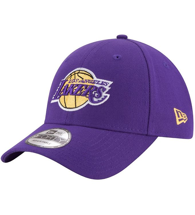 Image of New Era Kasket - 940 - Lakers - Lilla (UB125)