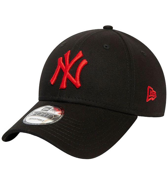 Image of New Era Kasket - 940 - New York Yankees - Sort (UB130)