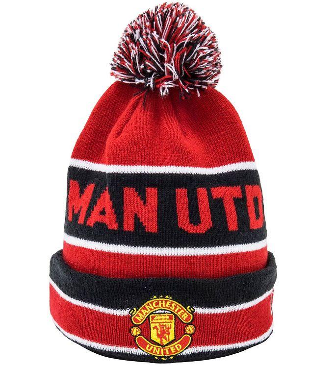 Image of New Era Hue - Strik - Manchester United - Rød/Sort (UB134)