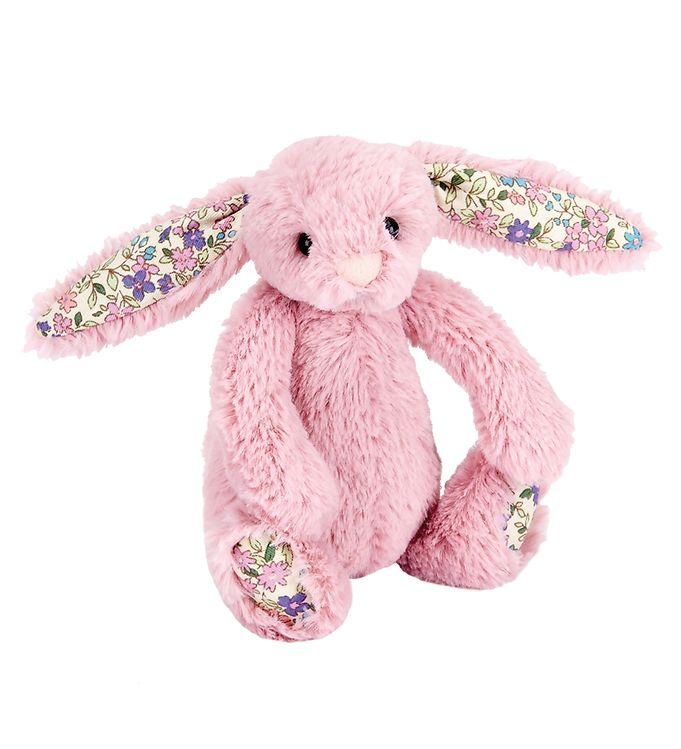 Image of Jellycat Bamse - Baby - 13x6 cm - Blossom Tulip Bunny (UB154)