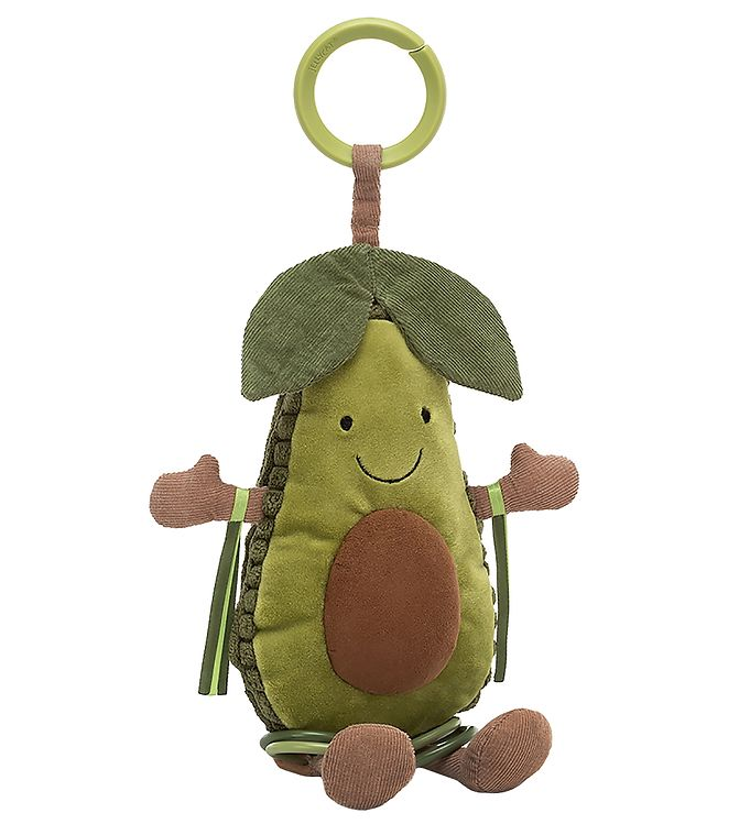 Image of Jellycat Aktivitetslegetøj - Amuseable Avocado (UB282)