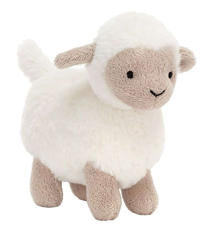 Image of Jellycat Bamse - 10x14 cm - Diddle Lamb (UB305)