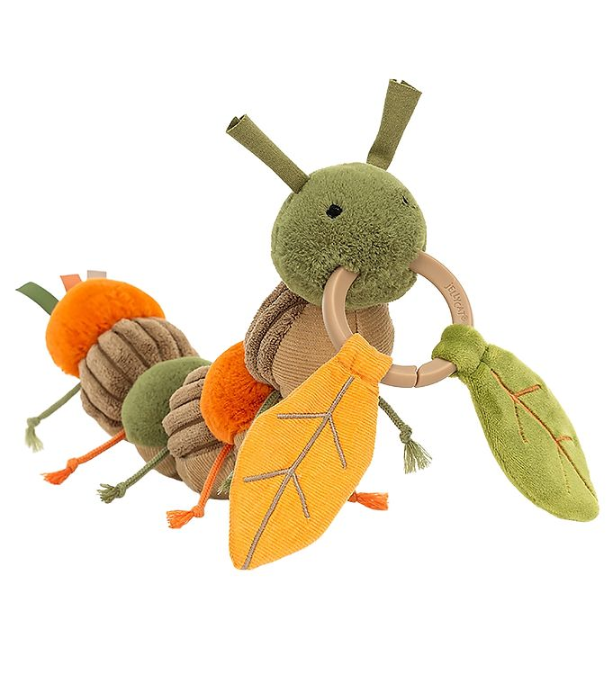 Image of Jellycat Aktivitetslegetøj - Christopher Caterpillar (UB339)