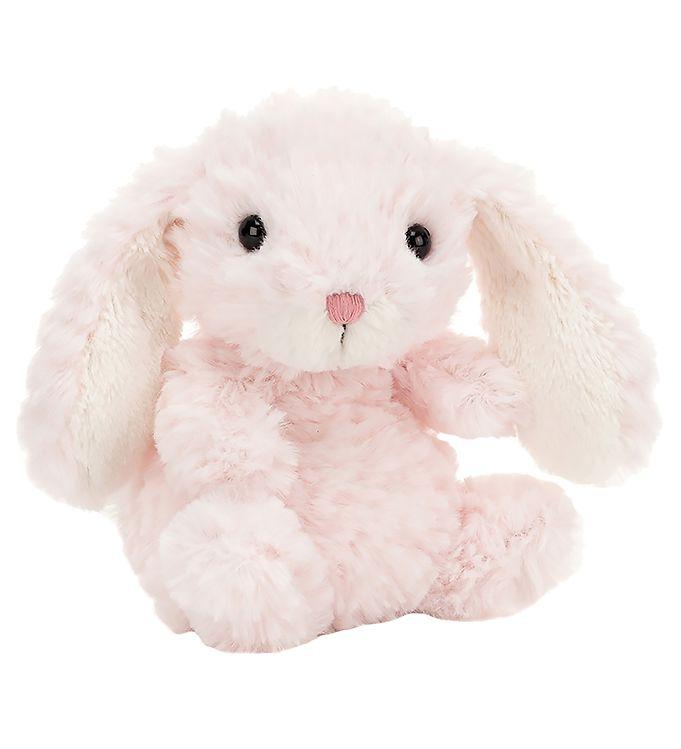 Image of Jellycat Bamse - 13x9 cm - Yummy Pastel Pink Bunny (UB373)