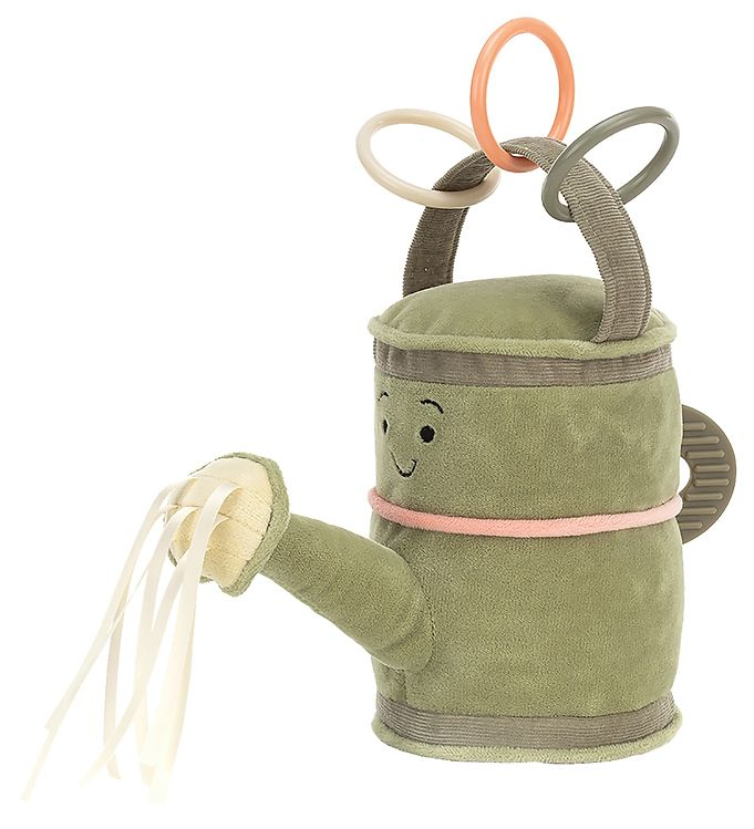 Image of Jellycat Aktivitetslegetøj - Whimsy Garden Watering Can (UB390)