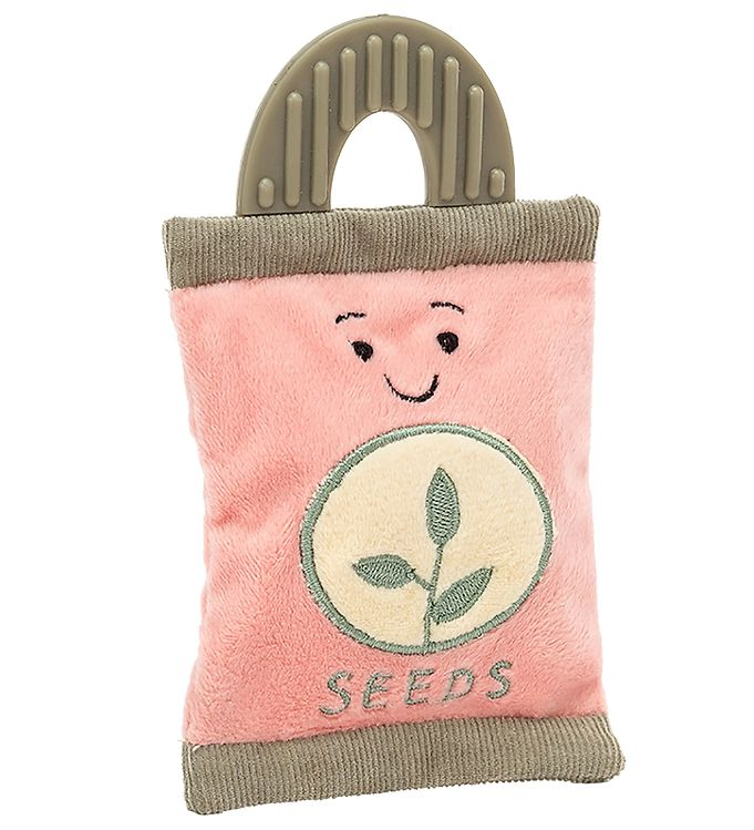 Image of Jellycat Aktivitetslegetøj - Whimsy Garden Seed Packet (UB429)