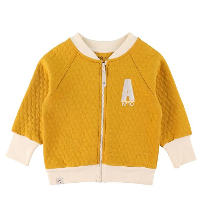Image of AlbaBaby Cardigan - Alba - Old Gold (UB455)