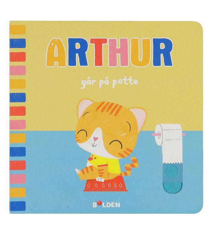 Forlaget Bolden Bog - Arthur Går På Potte