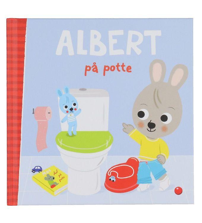 Forlaget Bolden Bog - Albert På Potte