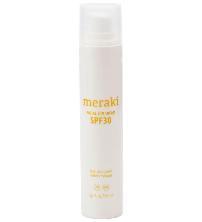 Image of Meraki Facial Sun Creme - SPF30 - 50 ml (UC469)