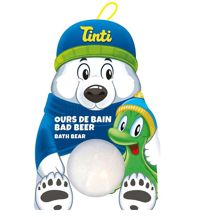 Image of Tinti Bath Bombs - 2 stk. - Grøn/Orange (UC477)