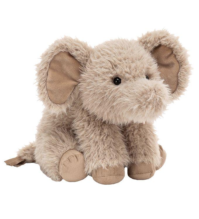 Image of Jellycat Bamse - 24x15 cm - Curvie Elephant (UC509)