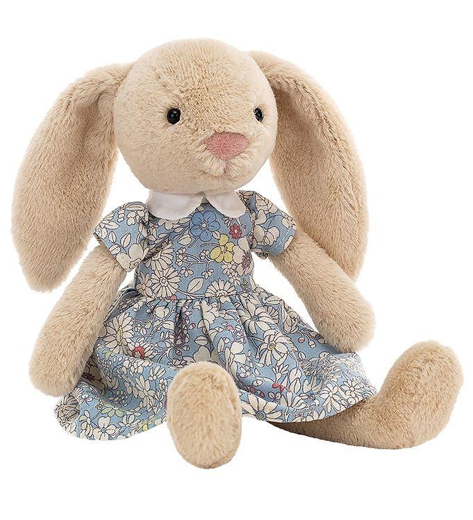Image of Jellycat Bamse - 17x10 cm - Lottie Bunny Flora (UC519)