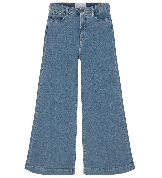 Image of Designers Remix Jeans - Bellis Wide - Medium Denim (UC535)