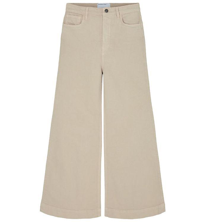 Image of Designers Remix Jeans - Bellis Wide - Ecru (UC536)