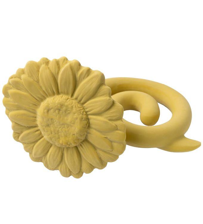 Image of Natruba Bidering - Naturgummi - Sunflower - Yellow (UC818)