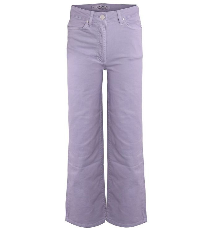 Image of Hound Jeans - Wide - Lavender (UC945)