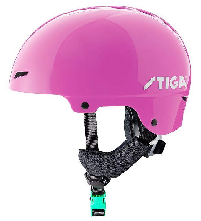 Image of Stiga Cykelhjelm - Play - Pink (UC949)