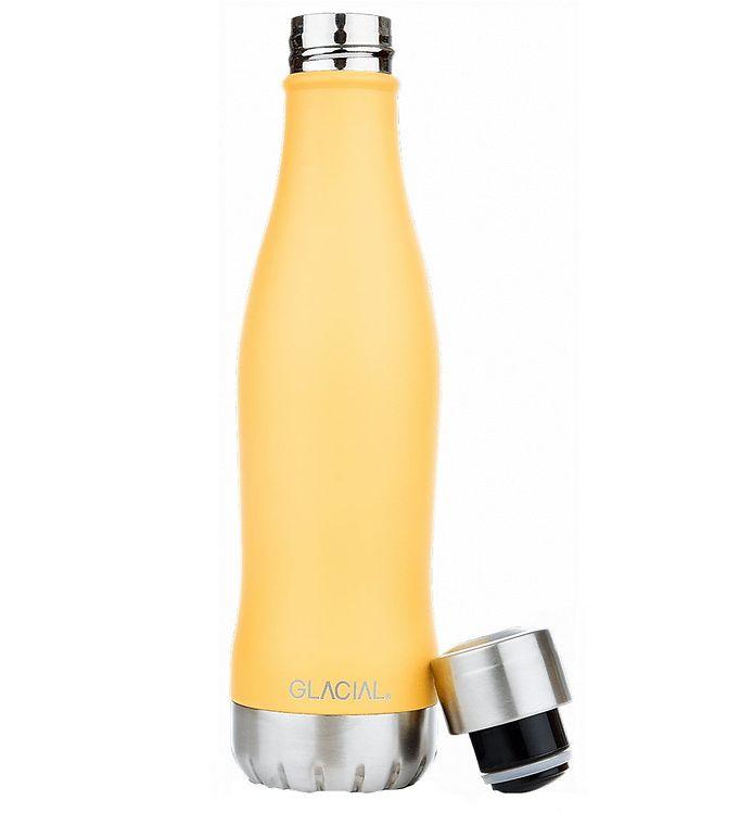 Image of Glacial Termoflaske - 400 ml - Matte Yellow (UD178)