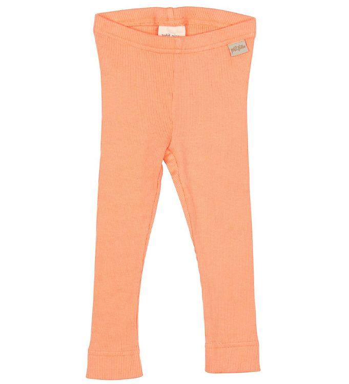 Image of Petit Piao Leggings - Modal - Peach Naught (UD374)