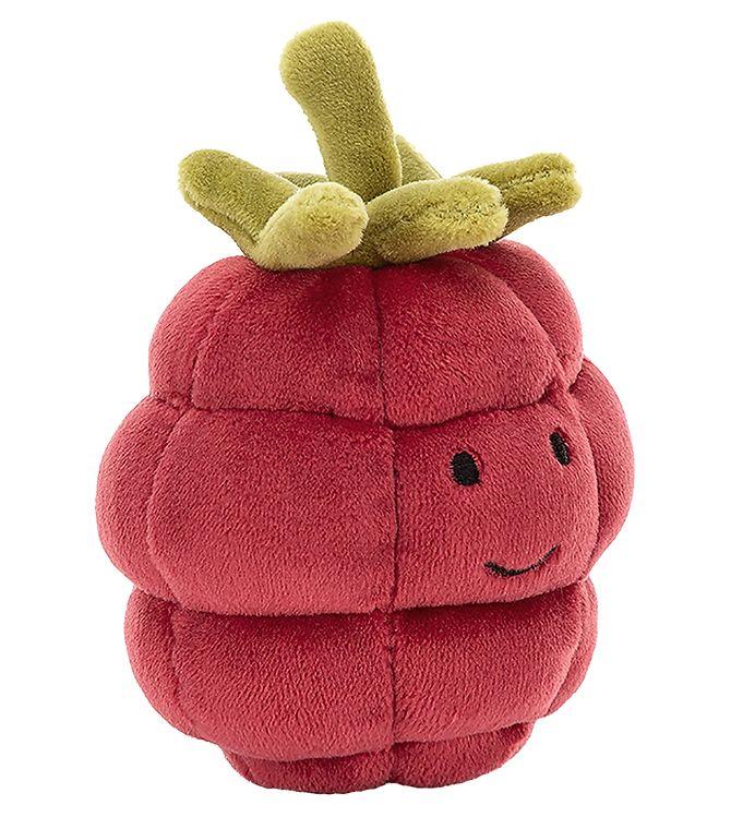 Image of Jellycat Bamse - 10x8 cm - Fabulous Fruit Raspberry (UD397)