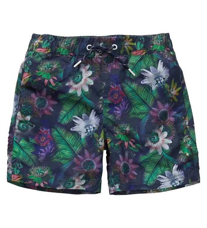 Image of Petrol Industries Badeshorts - Blomstret (UD572)