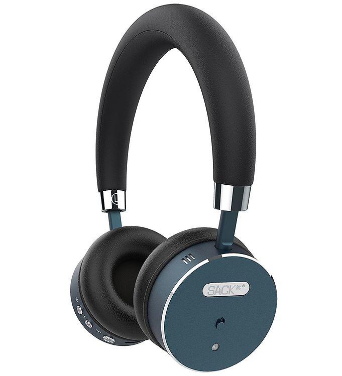Image of SACKit Høretelefoner - WOOFit - On-Ear - Wireless - Sort (UD749)