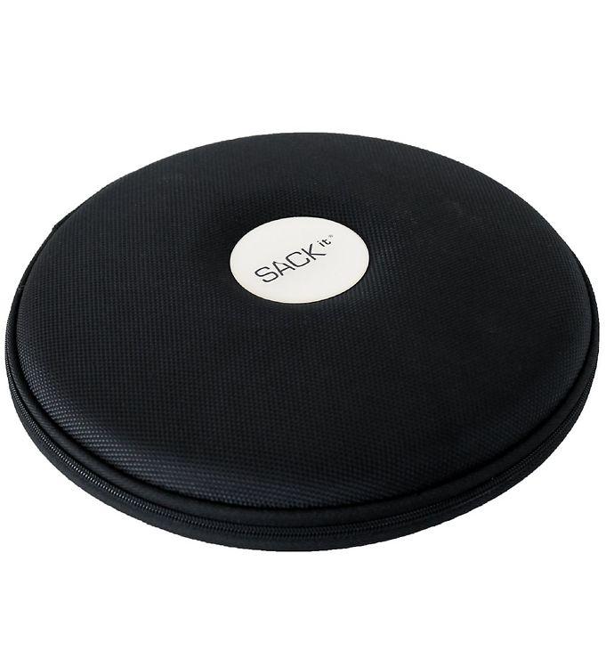 Image of SACKit Cover til Høretelefoner - WOOFit - Sort (UD768)