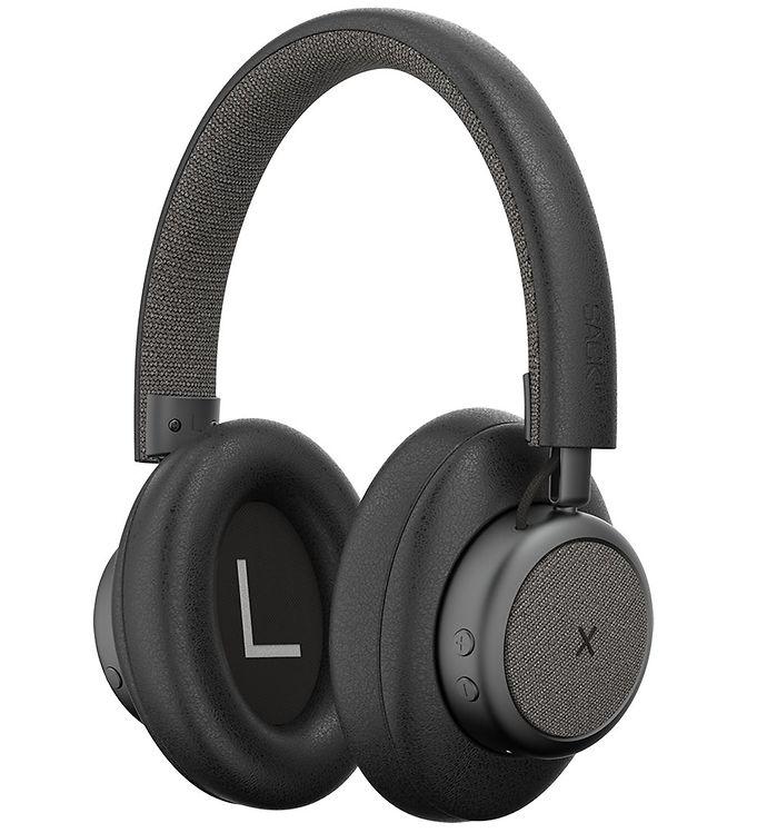 Image of SACKit Høretelefoner - TOUCHit 350 - Over-Ear - Wireless - Sort (UD771)