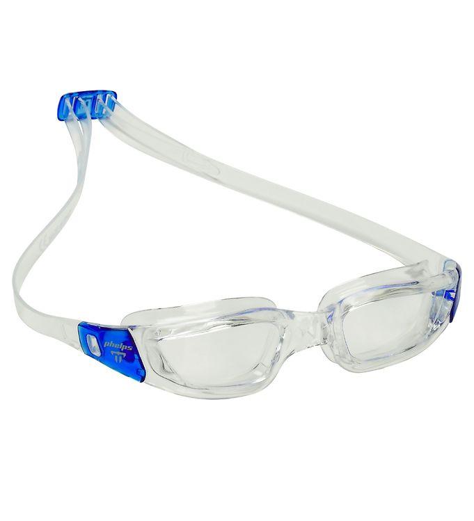 Image of Aqua Lung Svømmebriller - Tiburon - Klar/Blå (UD811)
