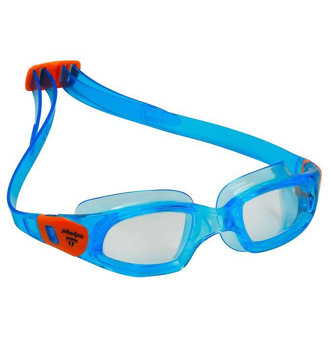 Image of Aqua Lung Svømmebriller - Tiburon Kid - Turkis (UD828)