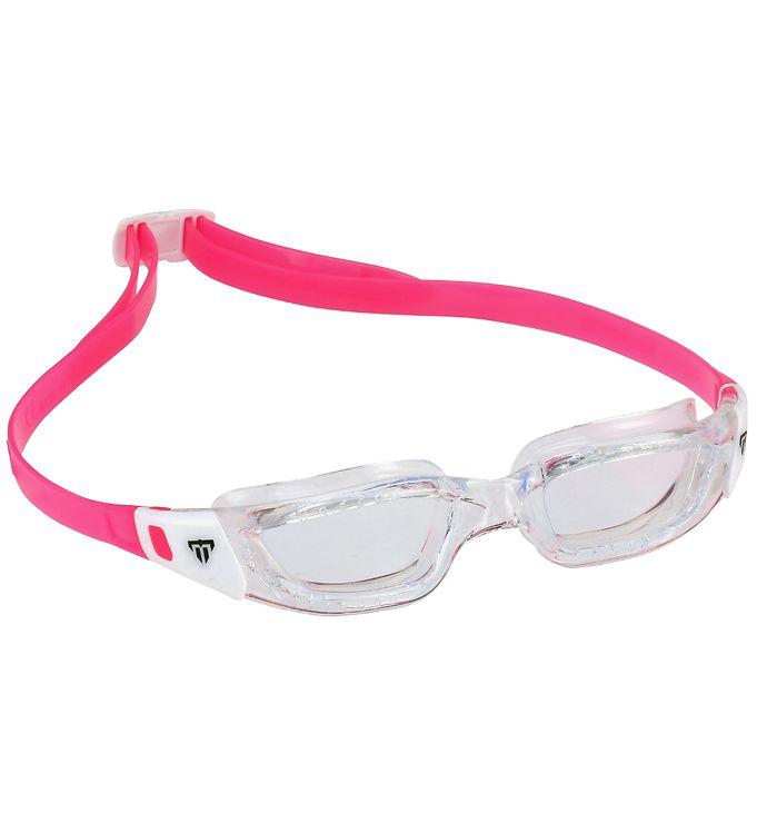 Image of Aqua Lung Svømmebriller - Tiburon Jr - Klar/Pink (UD829)