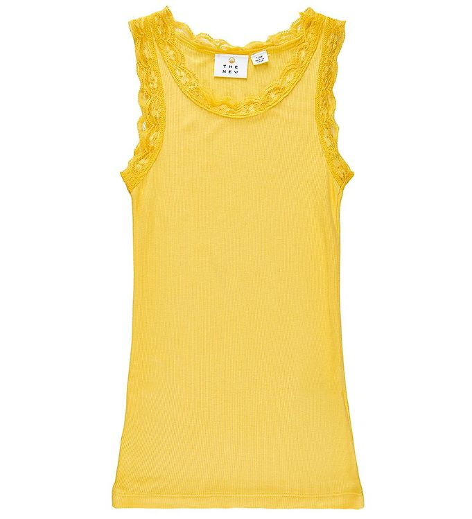 Image of The New Top - Olace - Primrose Yellow (UD952)