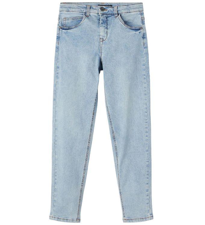 Image of LMTD Jeans - NlmRico - Light Blue Denim (UD983)